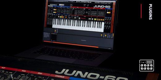 roland juno 60 soft synth