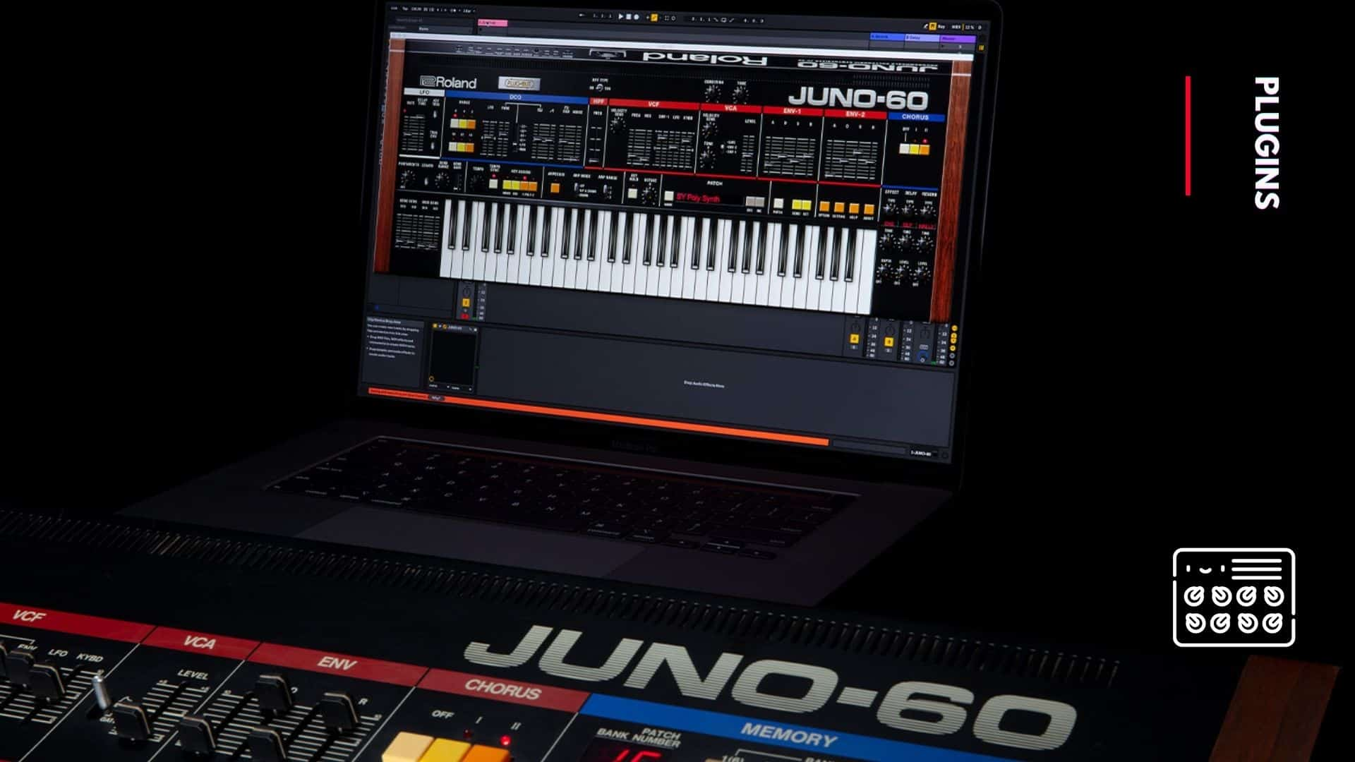 roland juno 60 soft synth