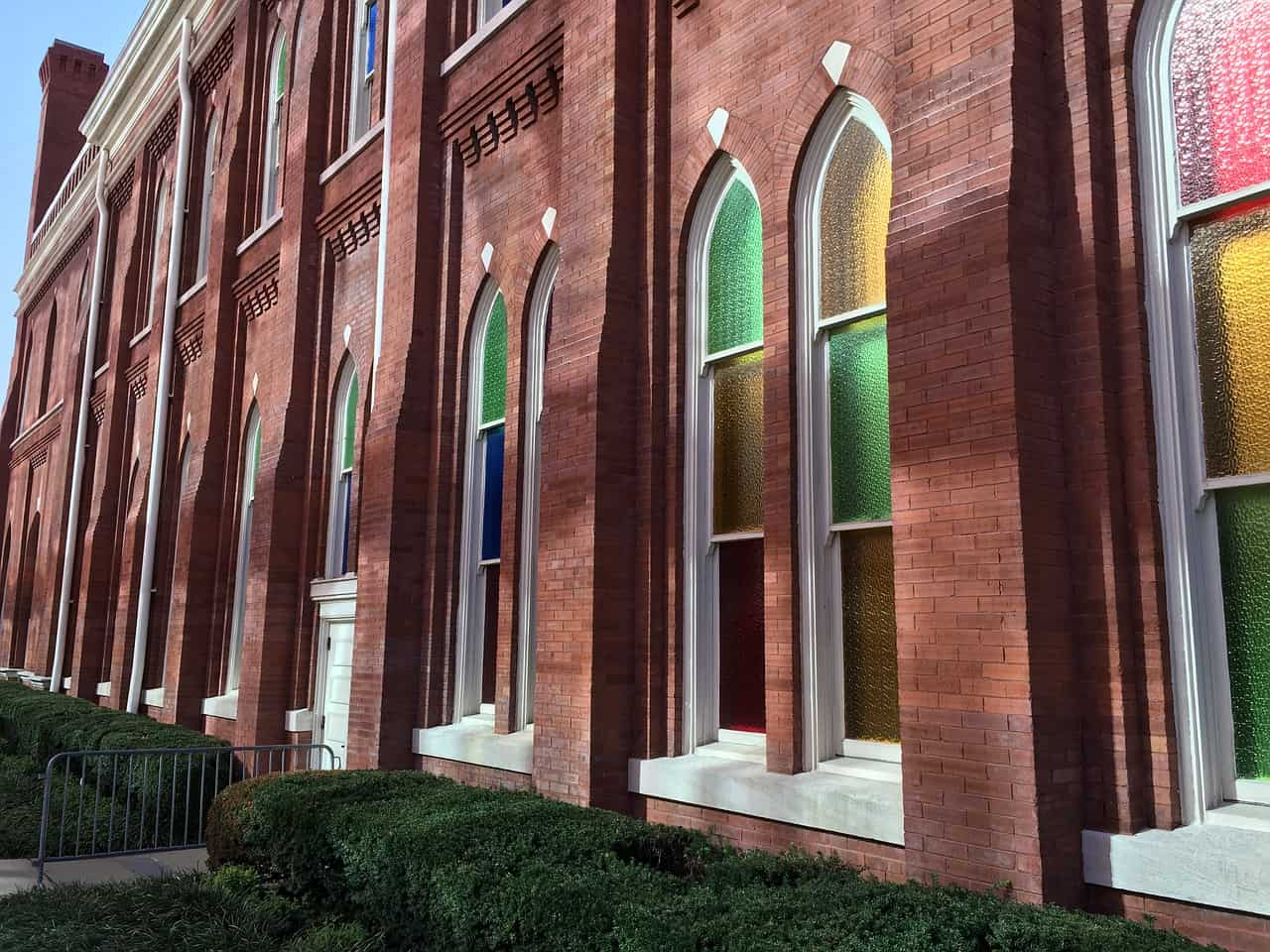 Church Ryman Auditorium