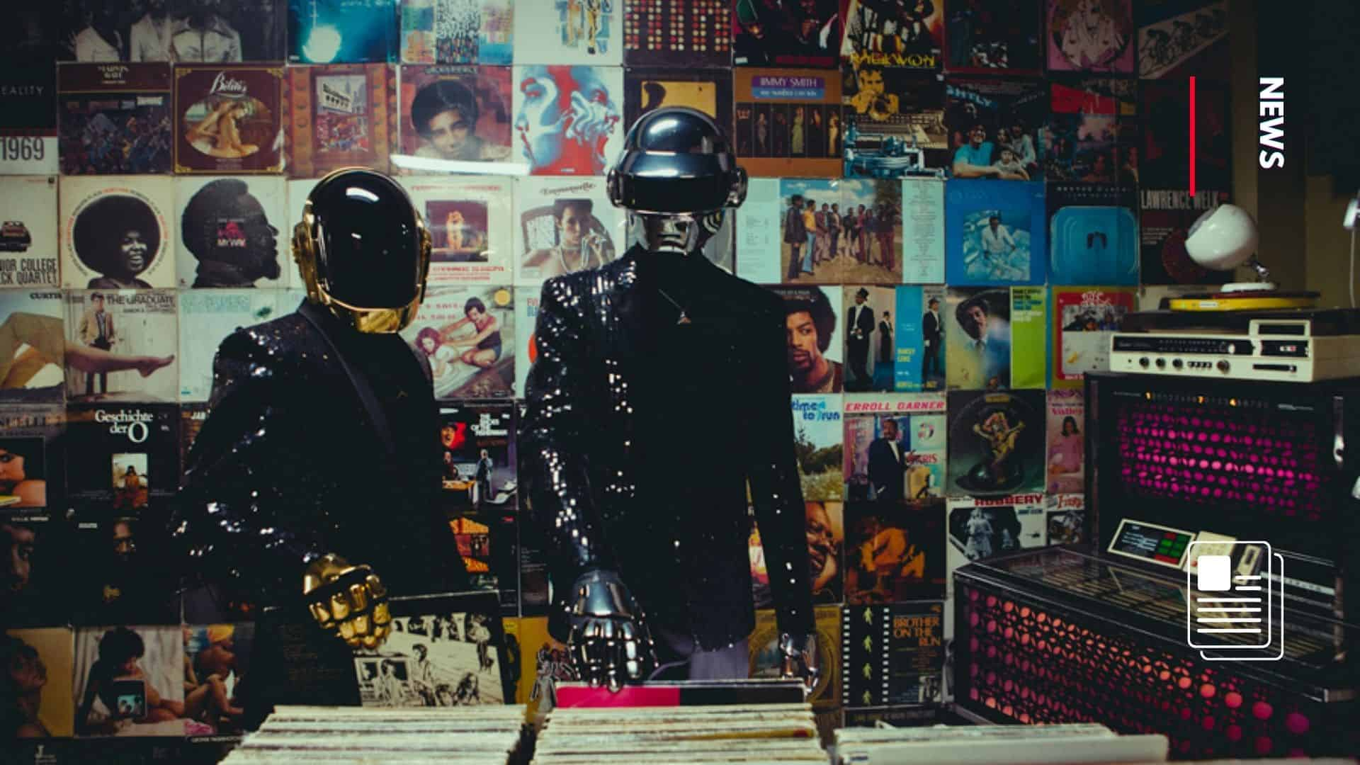 List of sampled songs by Daft Punk