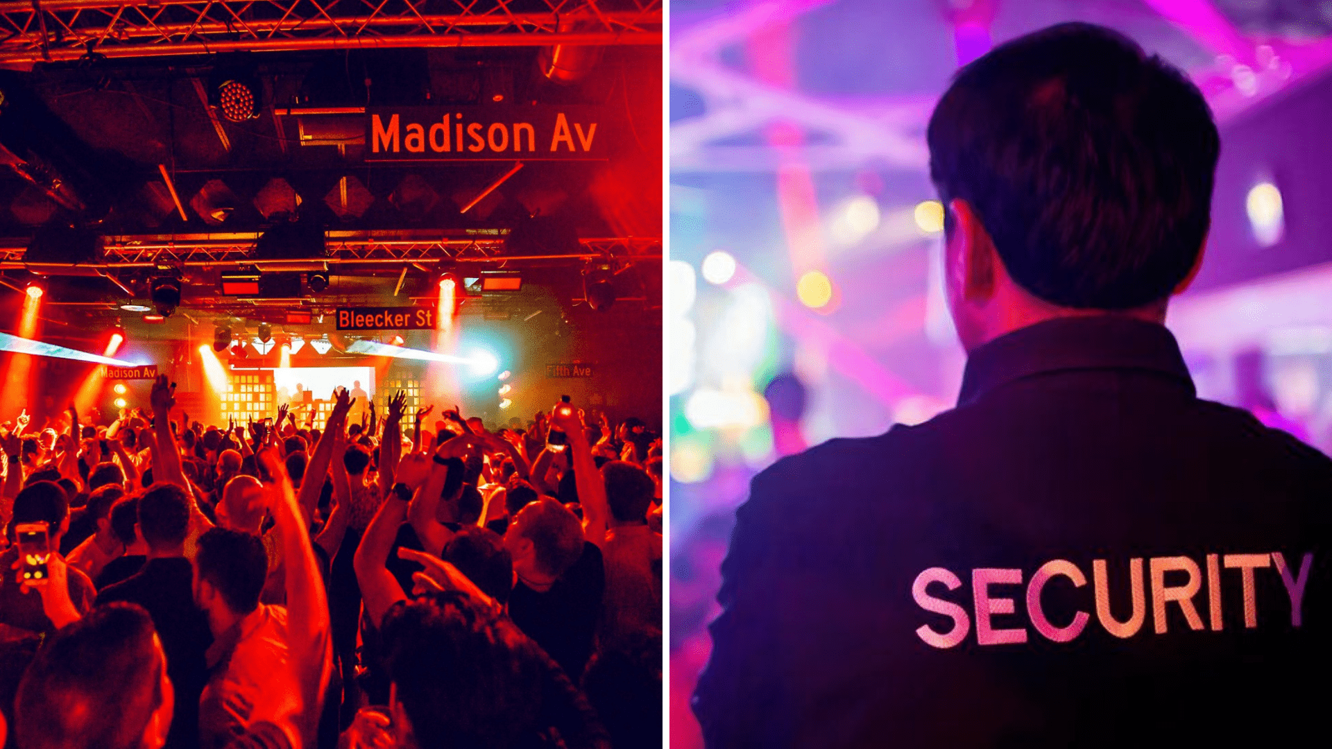 Security Ministry of Sound