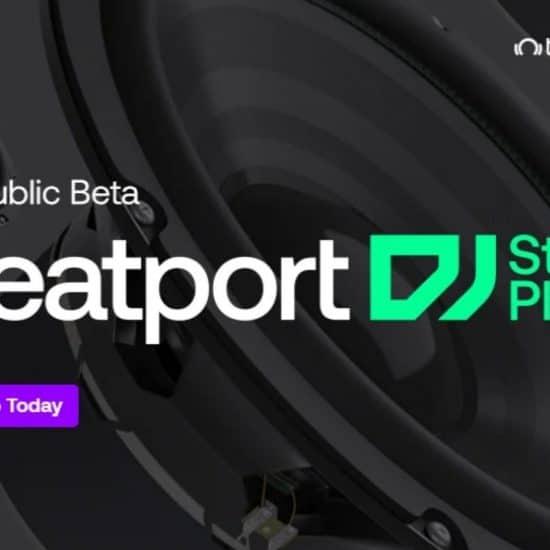 beatport DJ app