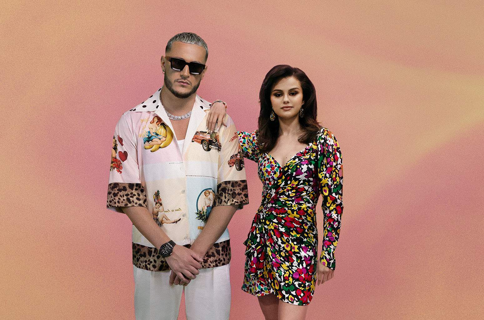 DJ Snake and Selena Gomez