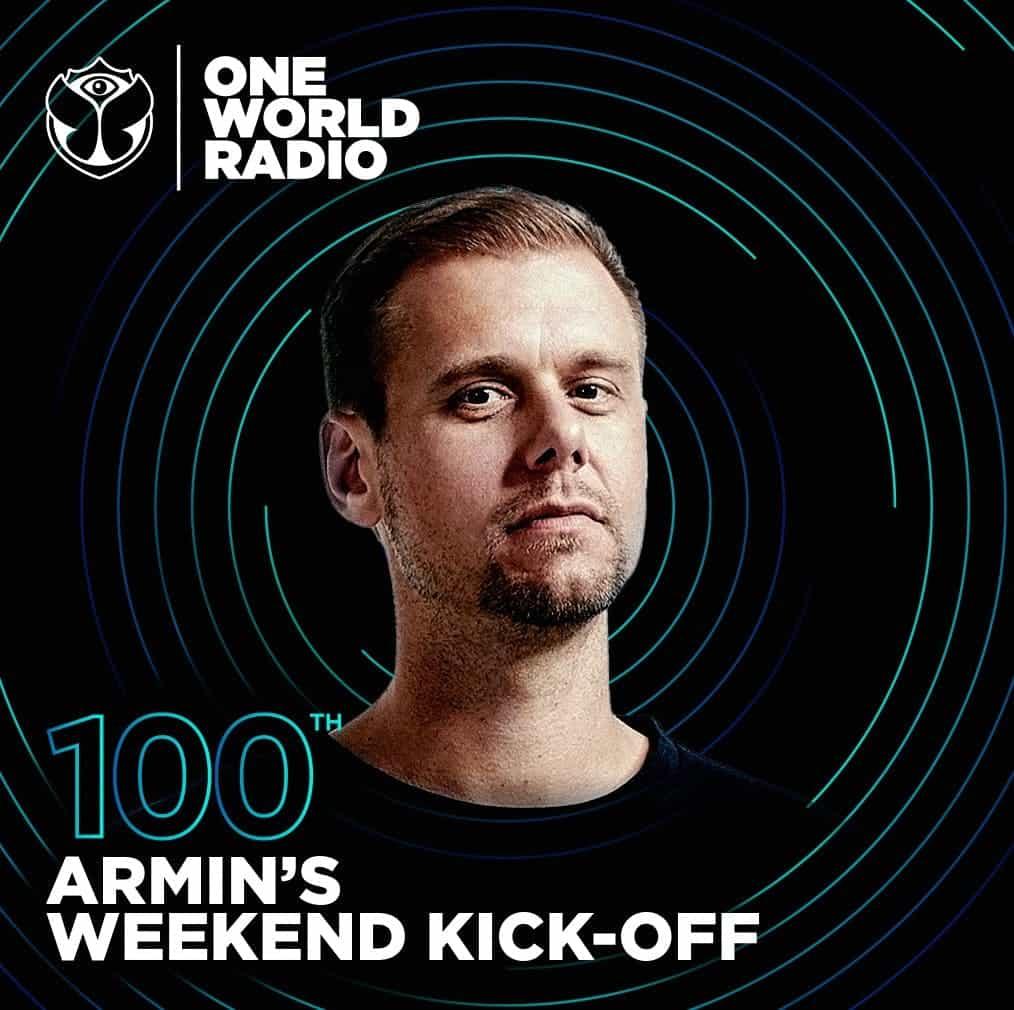 Armin van Buuren One World Radio