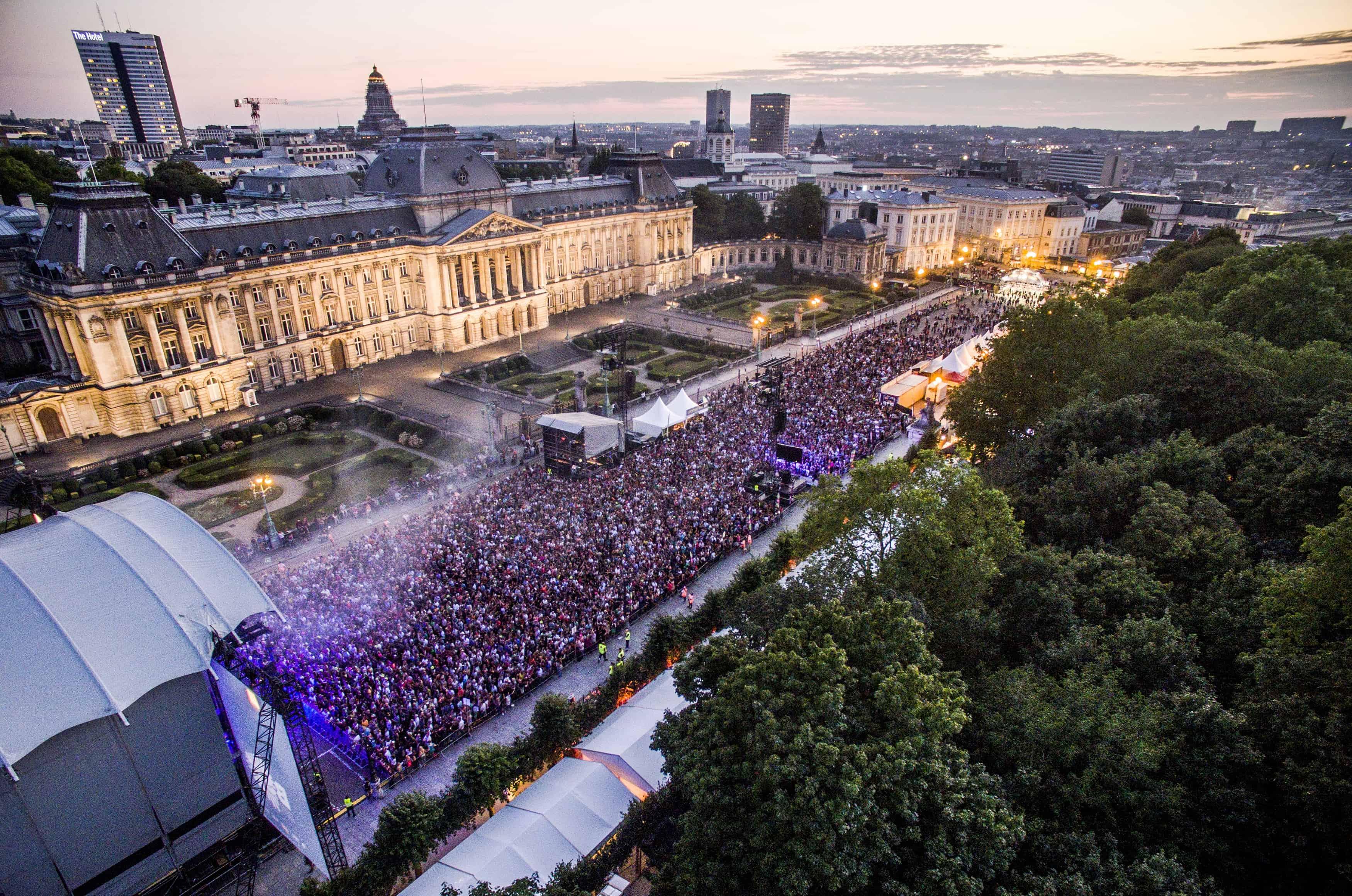 Brussel Summer Festival 2015