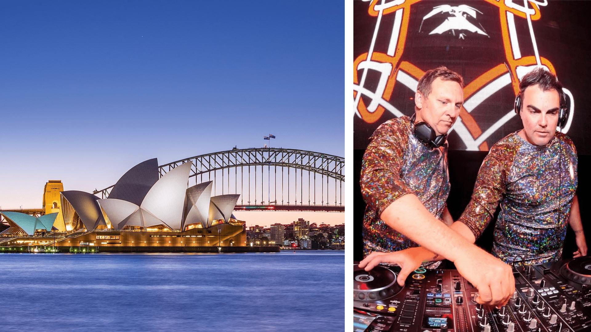 Sydney Australia, Binary Finary
