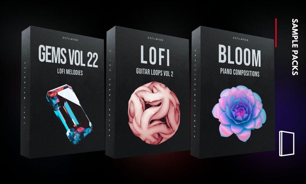 cymatics lofi sample packs