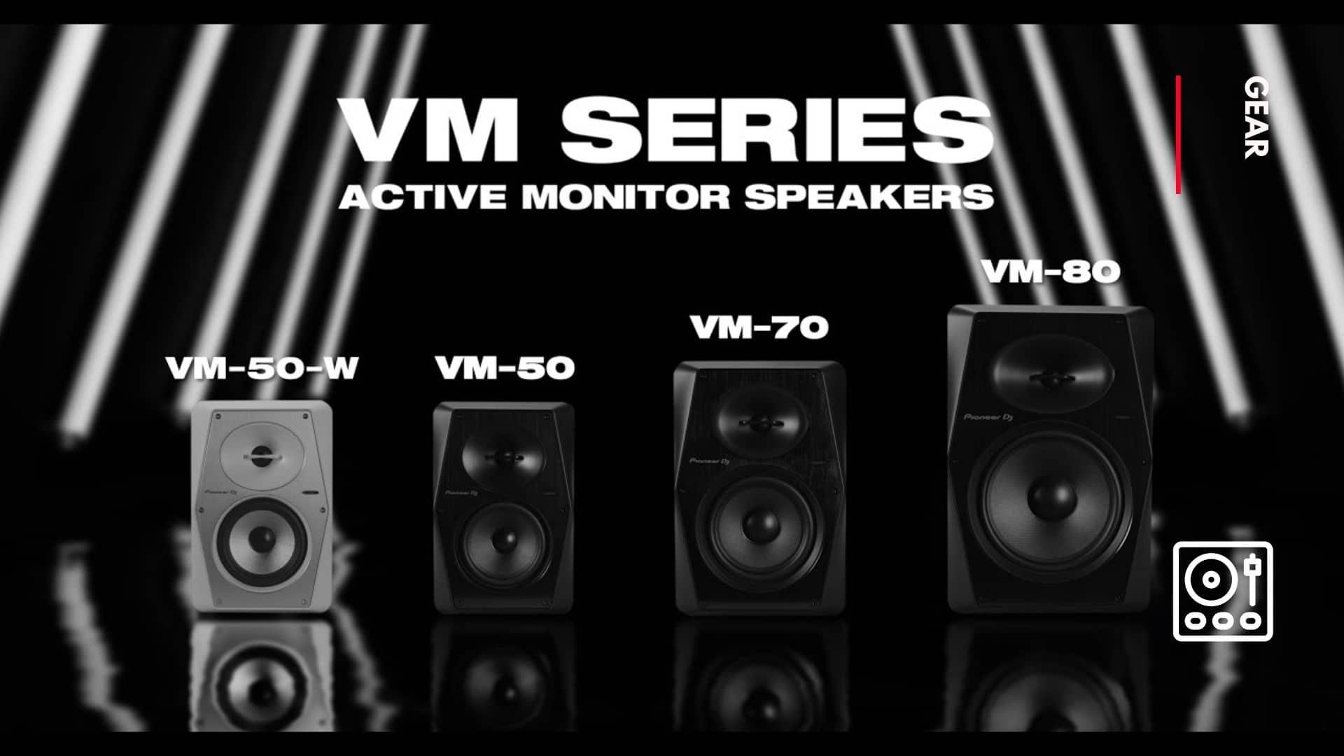 pioneer vm series