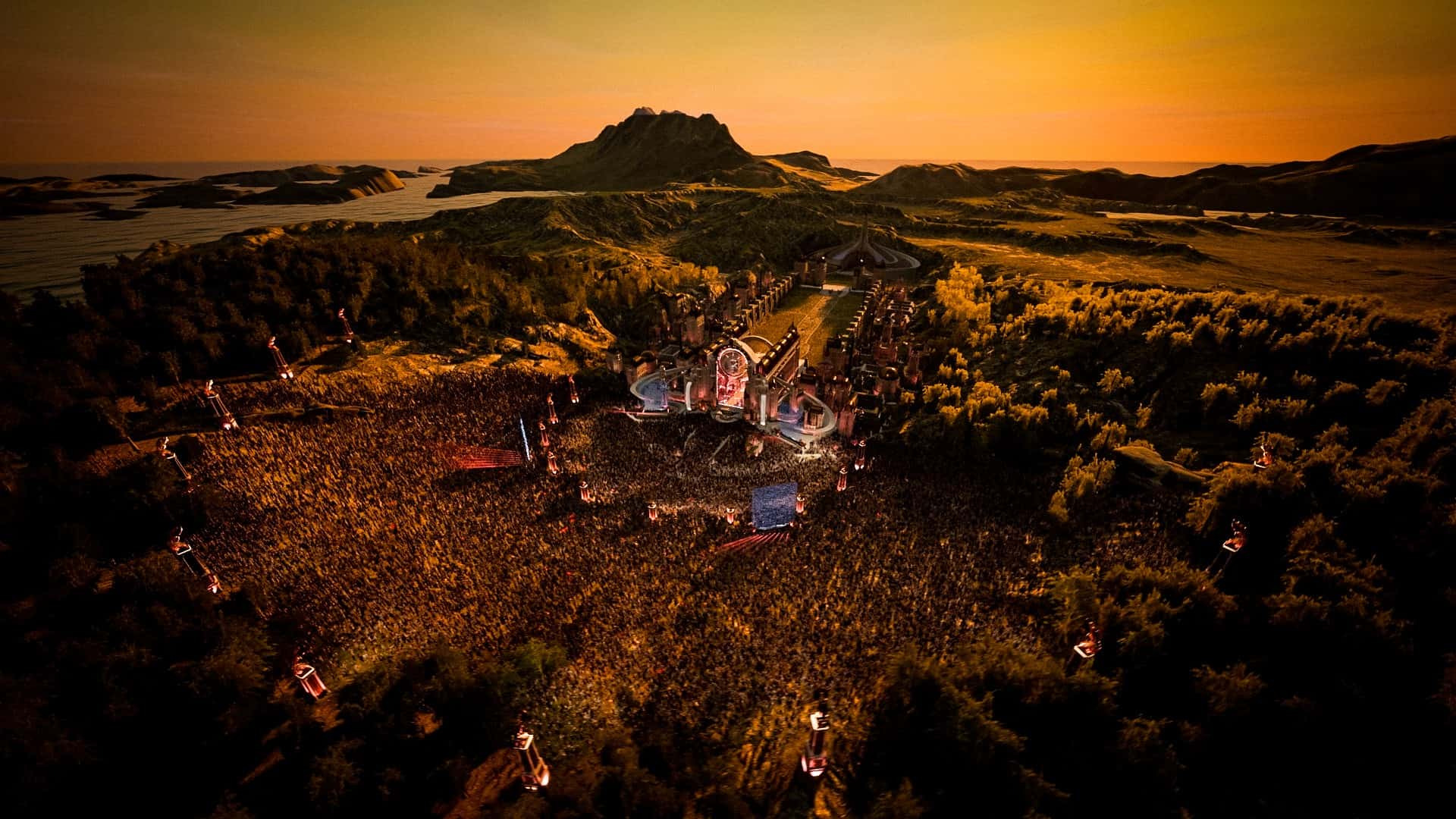 Around the World Tomorrowland