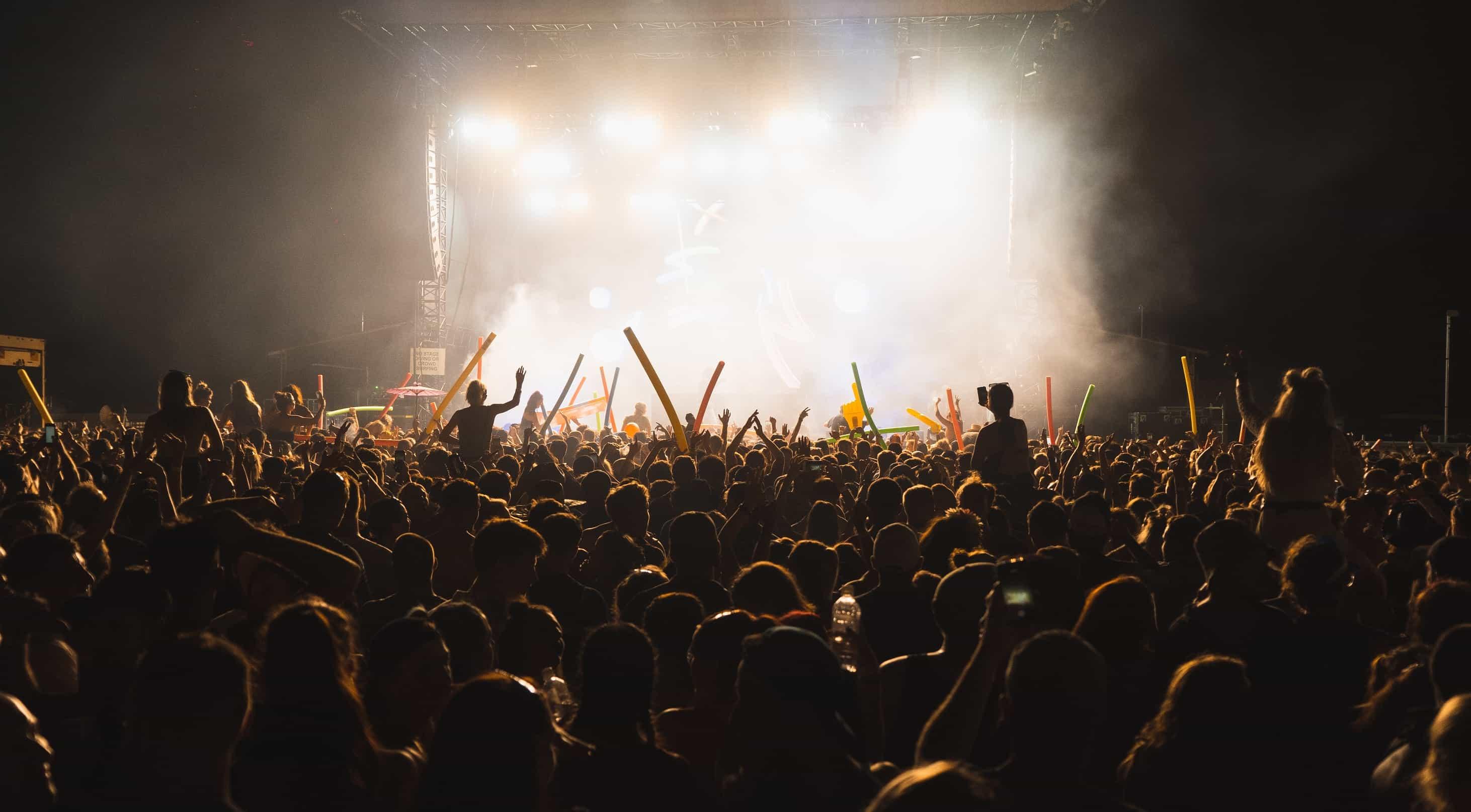 Festival Event Concert Electronic Music Festivals Music Festival