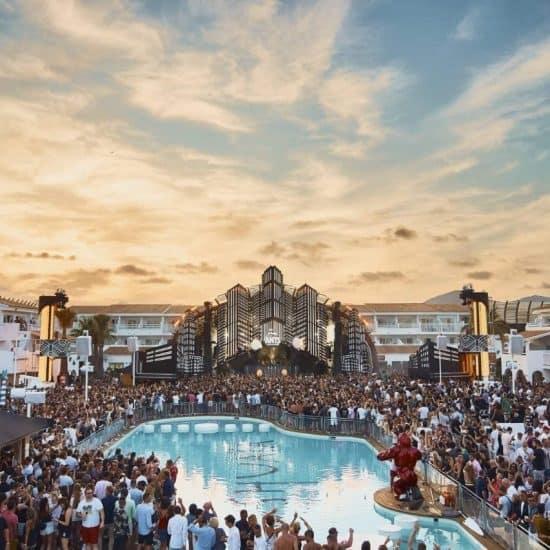 Palladium Hotel Group, Ushuaia Ibiza