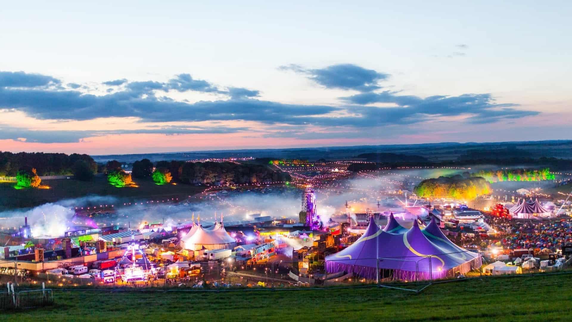 UK festivals cancel