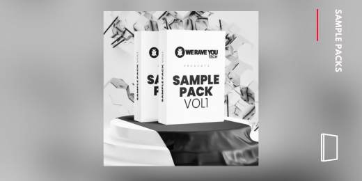 We Rave You Tech Sample Pack cover