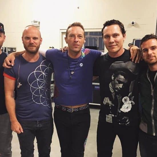 Tiësto & Coldplay