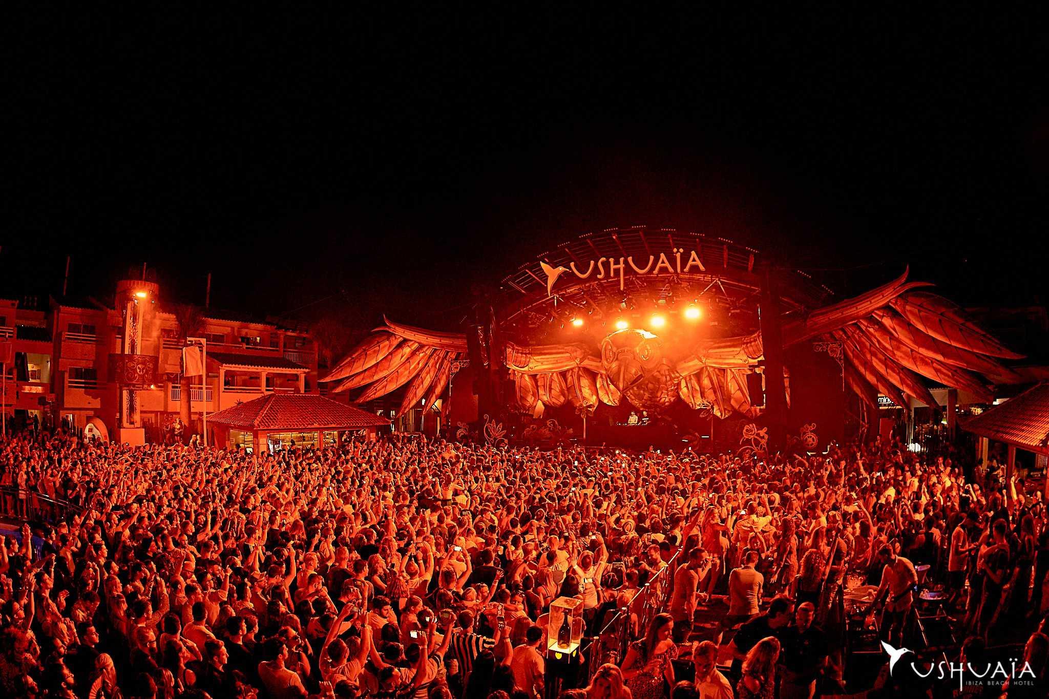 Ushuaïa Ibiza Beach Hotel Tomorrowland