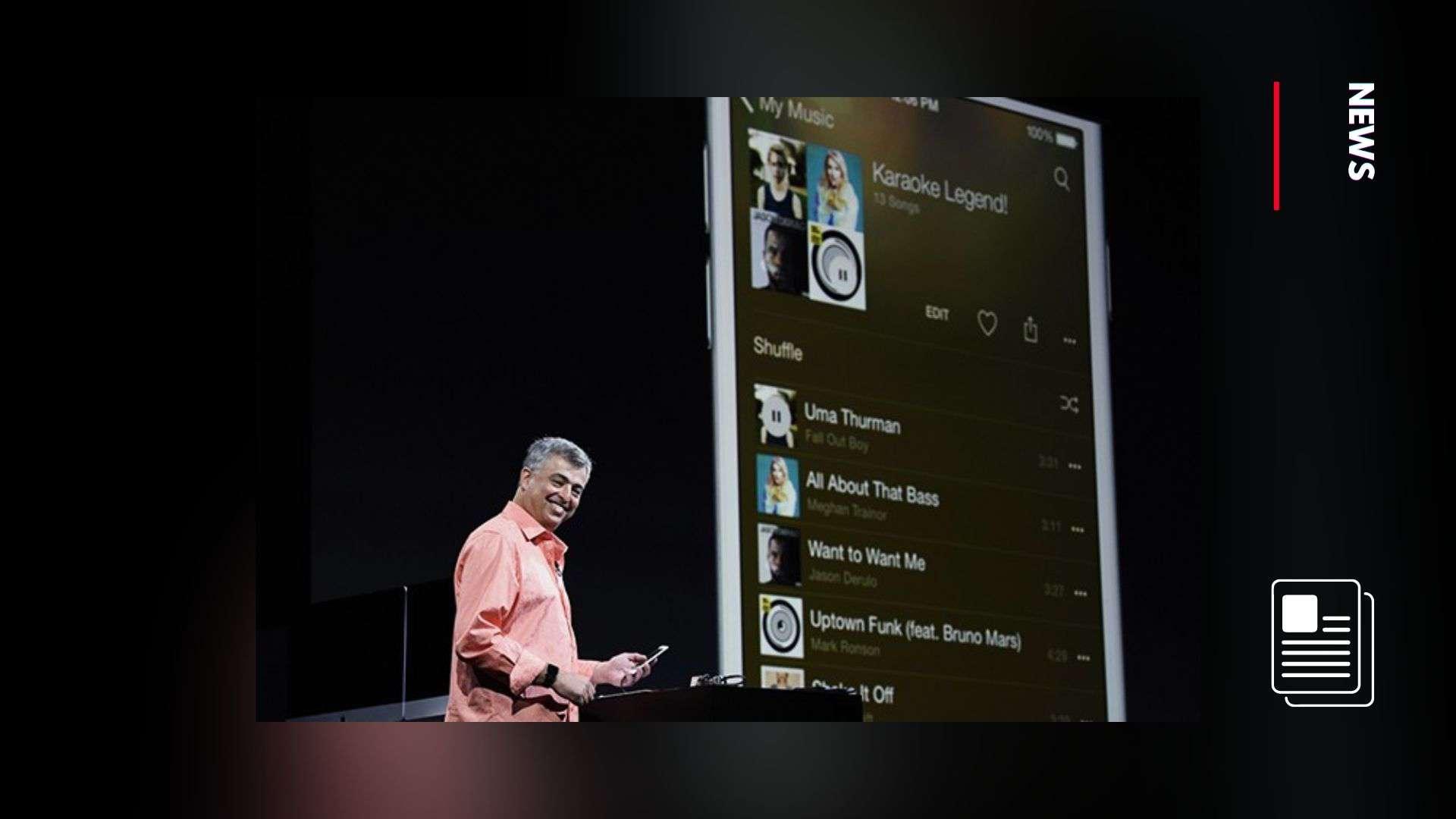 apple music eddy cue