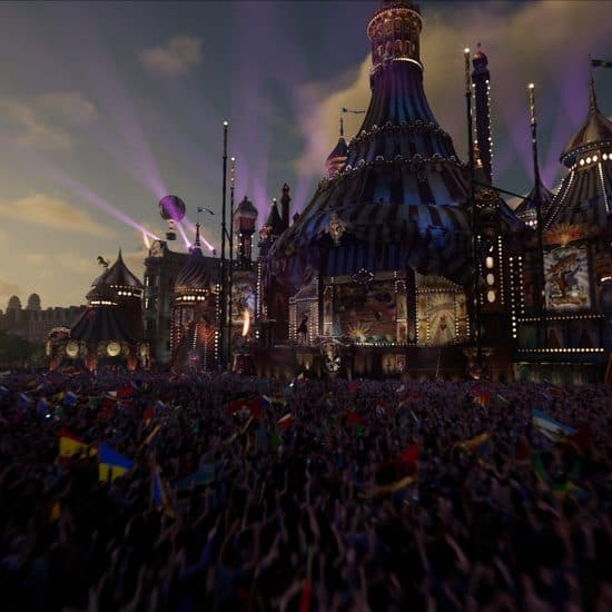 Vini Vici Tomorrowland Around The World 2021