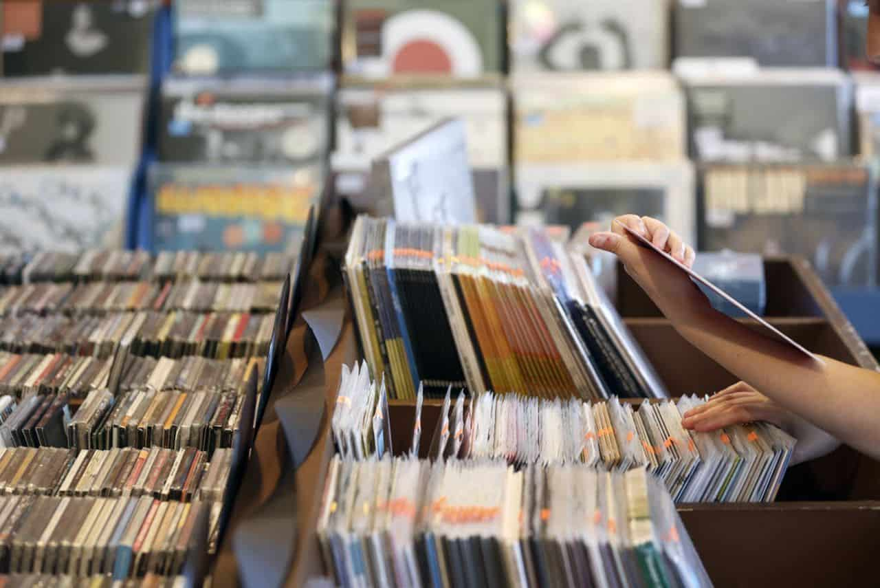 Vinyl CDs