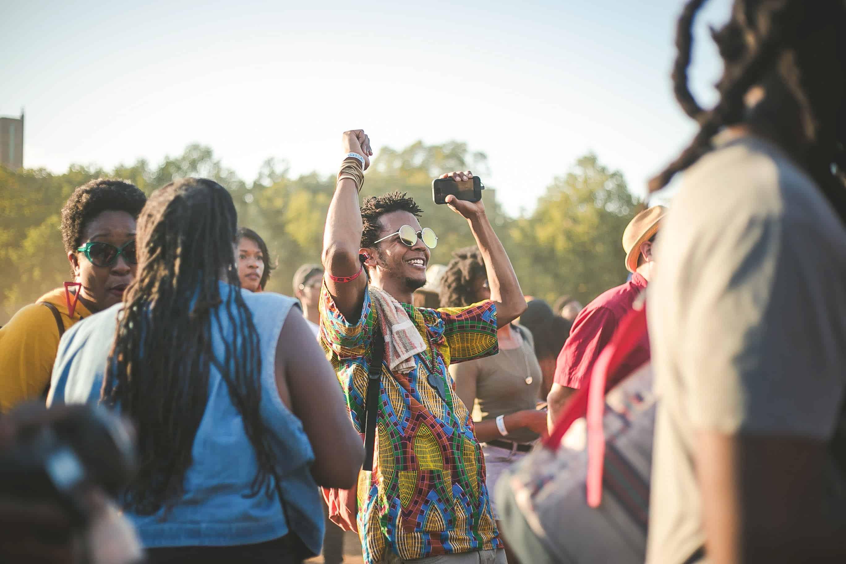 Dancing Concert Festival