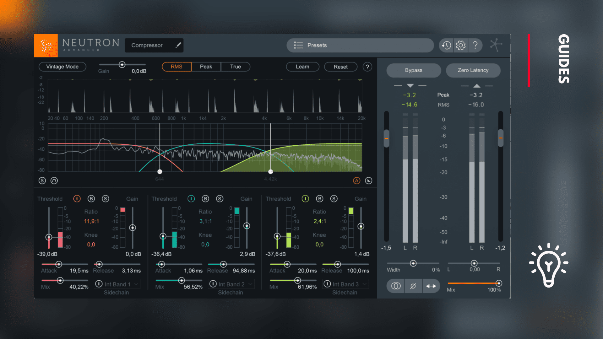 how and when to use parallel compression