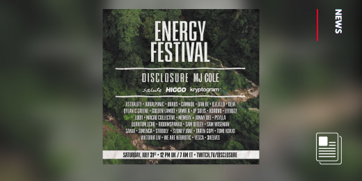 disclosure energy fest