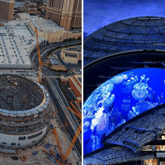 MSG Sphere Las Vegas