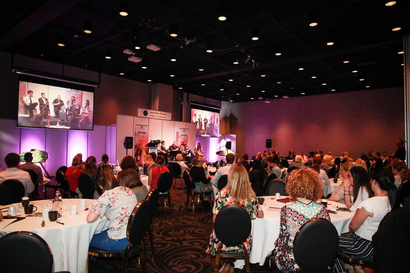 Australian festival industry conference