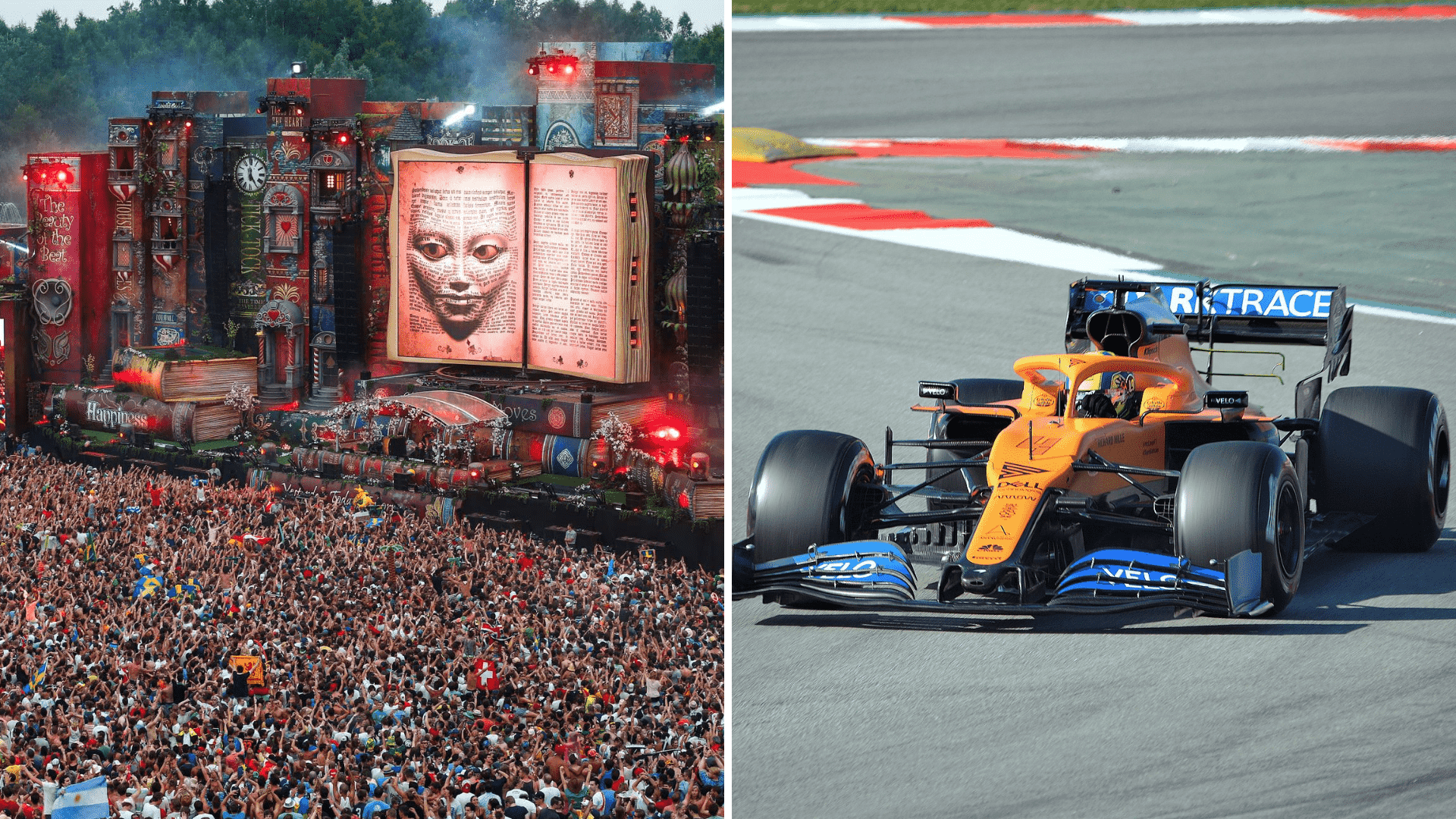 Tomorrowland, F1