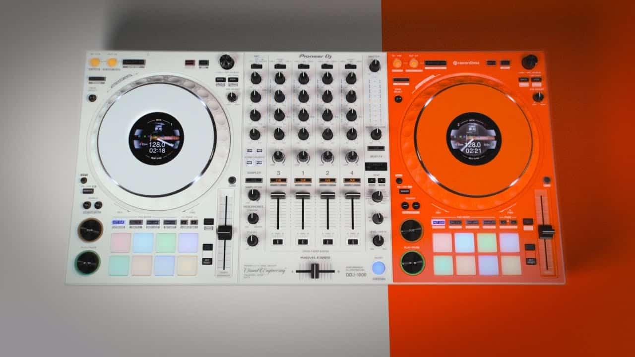 Pioneer DJ Off-White
