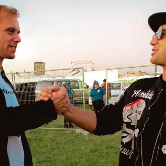 Armin van Buuren & Timmy Trumpet