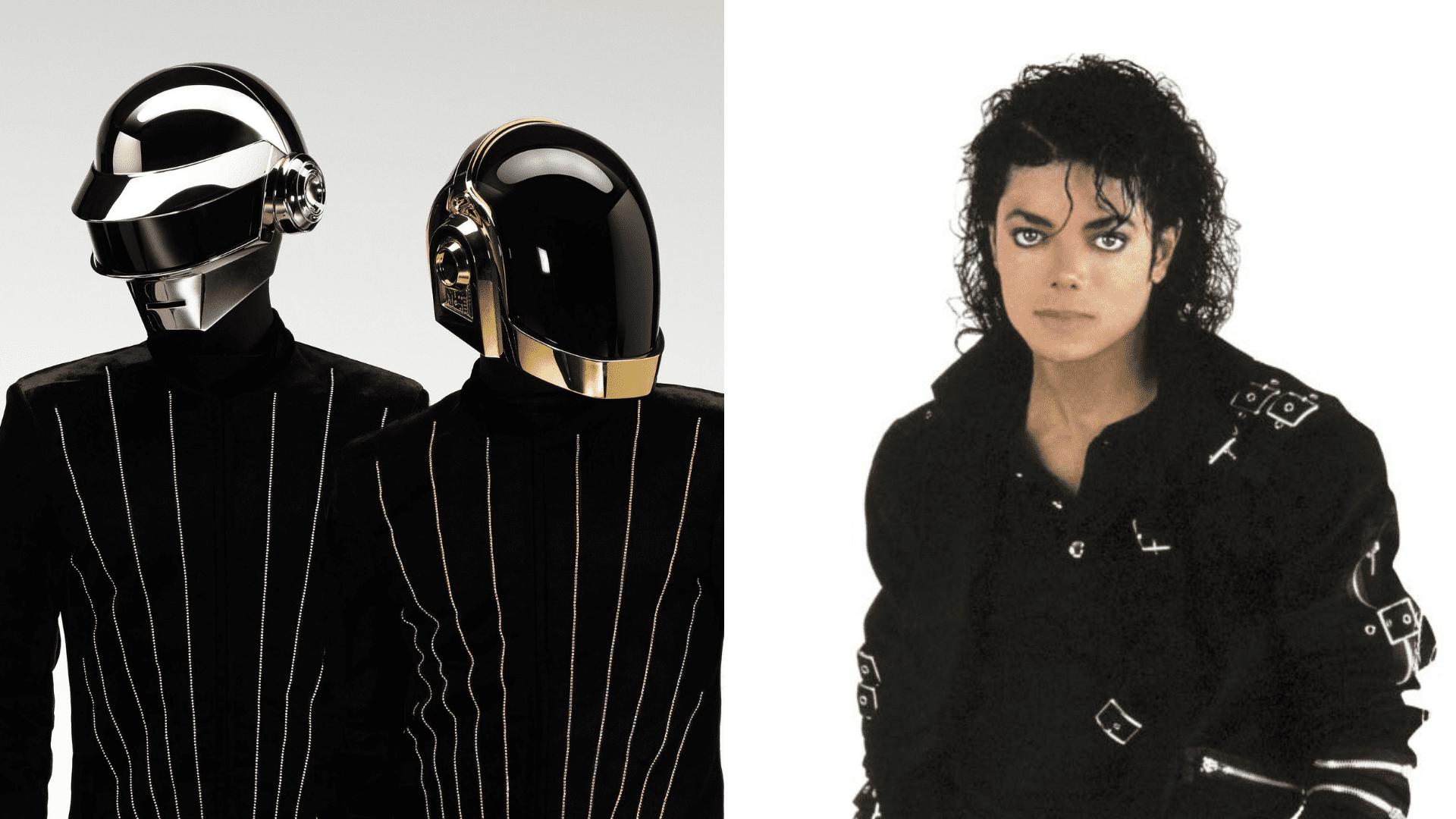 Daft Punk, Michael Jackson