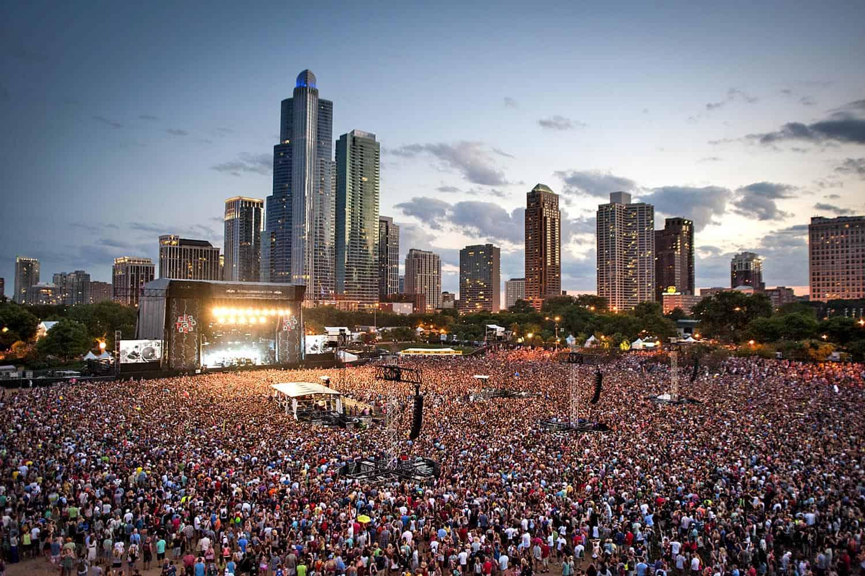 Lollapalooza Live Nation