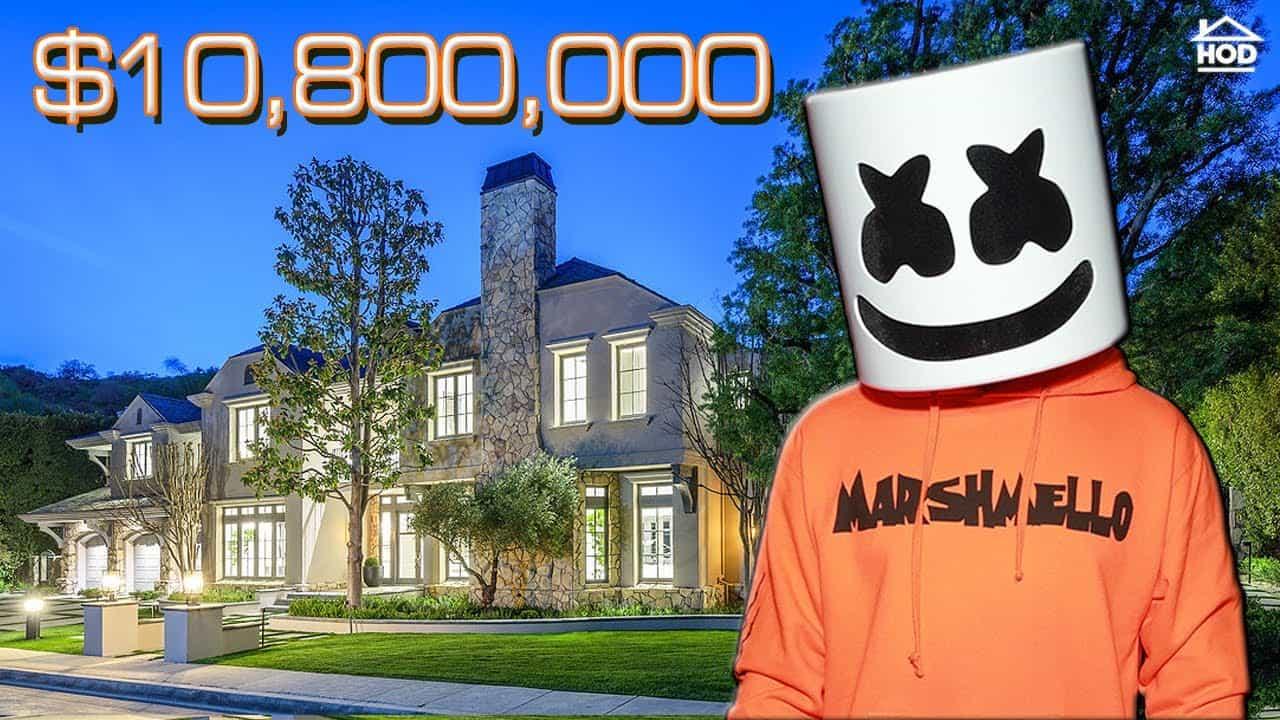 $10.8 million-dollar mansion