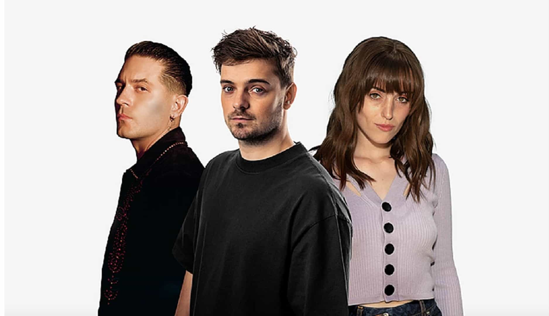 Martin Garrix, G-Eazy, Sasha Alex Sloan