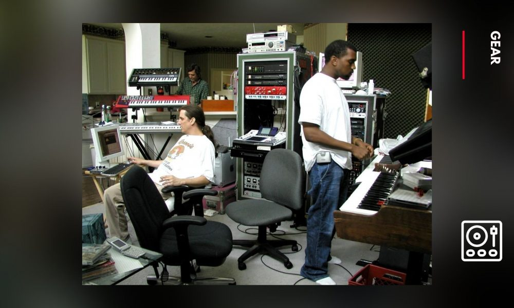 list of analogue synths owned by mike dean