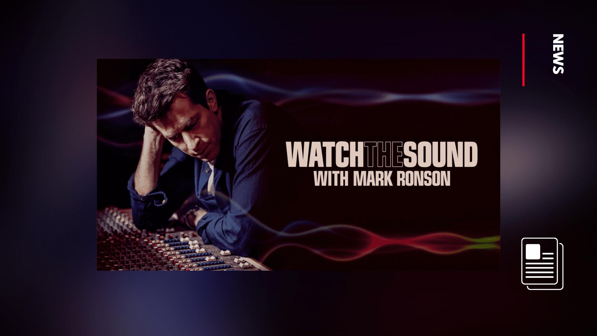 watch the sound mark ronson