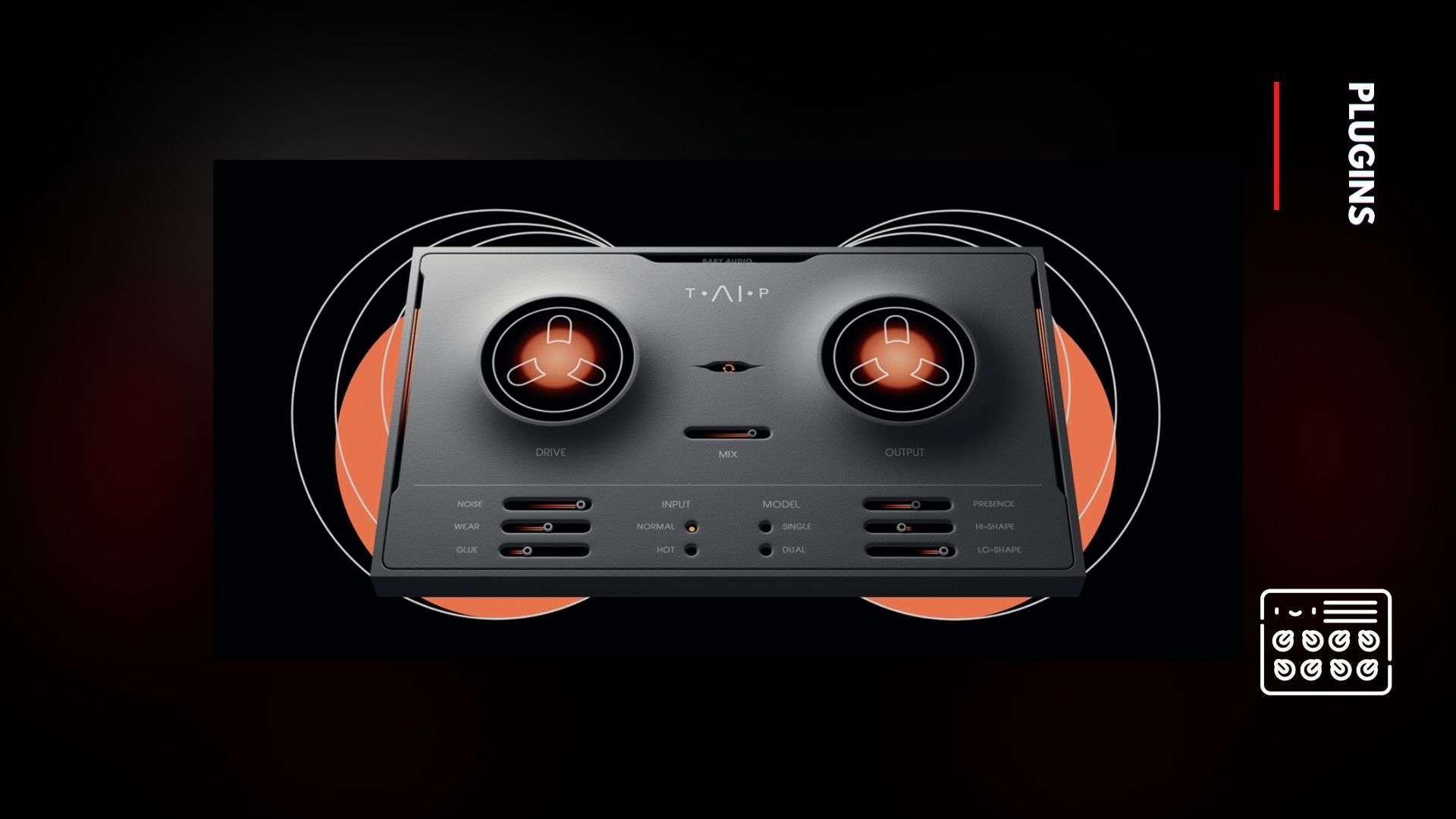 baby audio taip - tape emulation plugin