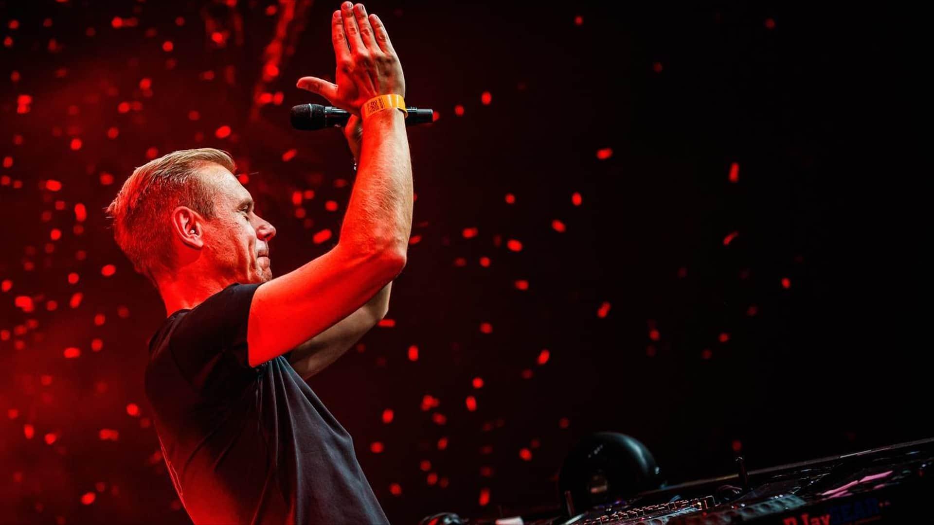 Armin van Buuren ASOT
