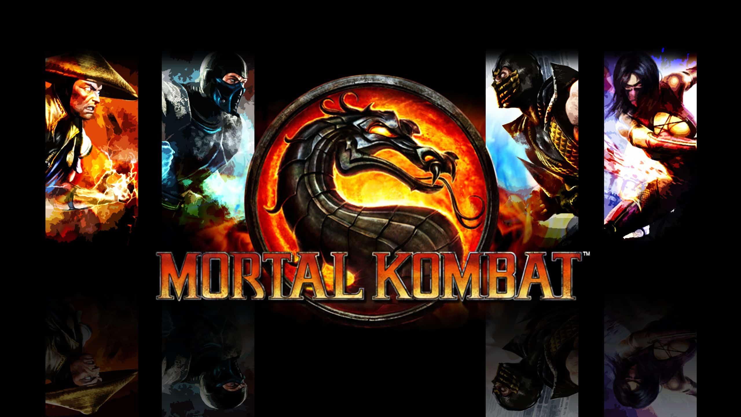 Mortal Kombat, Video Games, Electronic Music