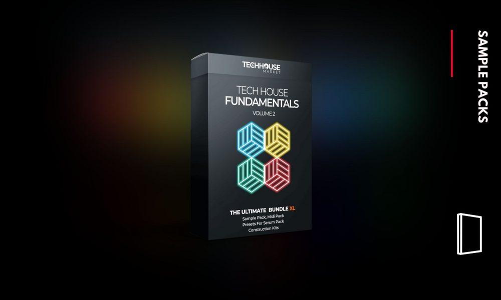 Tech house fundamentals vol. 2