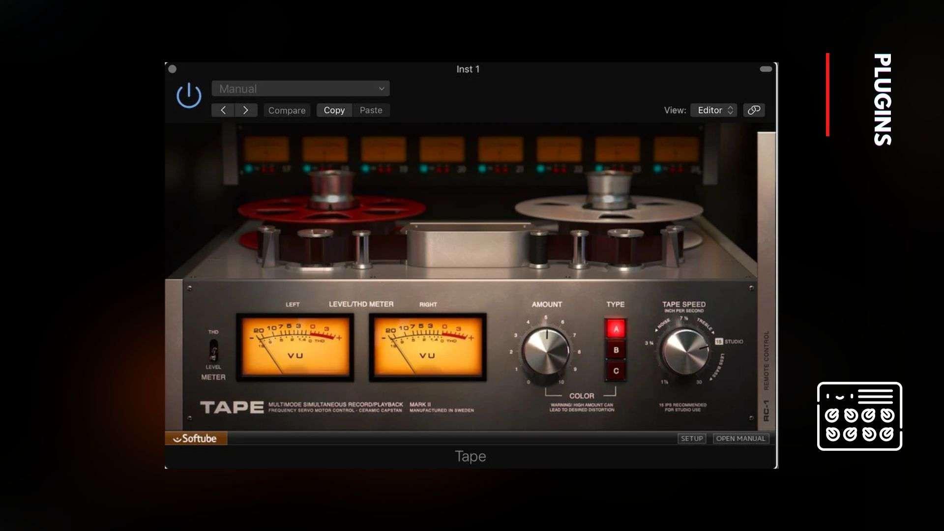 best tape emulation plugins