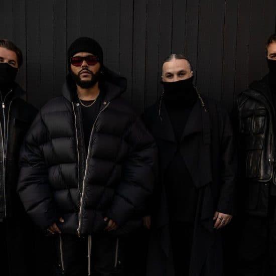 Swedish House Mafia The Weeknd